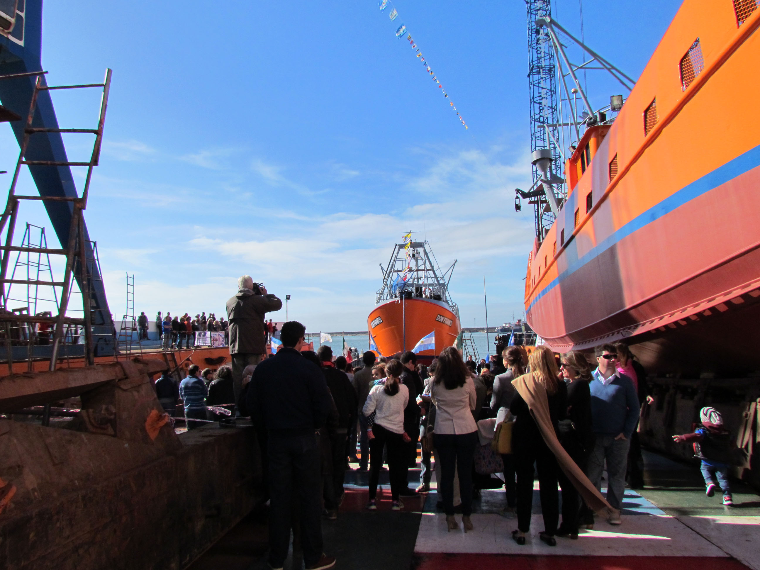 Industria naval y marina mercante: Cuando la impericia es ley (Paola Batista)