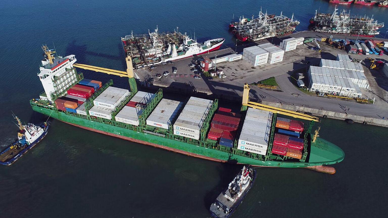 Hacia una agenda sustentable para el sector portuario y logístico de la Argentina (G. Anschutz)