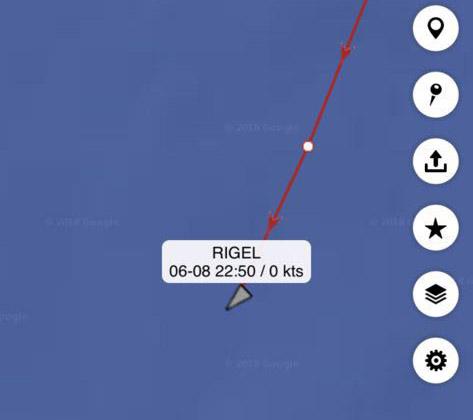 Actualidad: Desesperada búsqueda de un pesquero con nueve tripulantes en Chubut