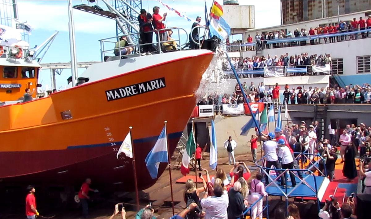 Estudiantes de Ingeniería Naval de la UTN Mar del Plata alertan sobre la construcción de pesqueros en el exterior
